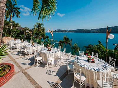 Camino Real Acapulco Diamante Hotel In Acapulco Mexico