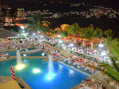 Copacabana Beach Acapulco Food And Drinks Hotel In Mexico Booking