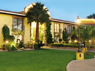 Gran Hotel Hacienda de la Noria in Aguascalientes Mexico ...