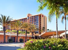 Sheraton Park Hotel At The Anaheim Resort