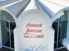Howard Johnson By Disneyland Park