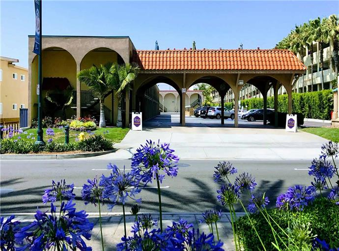 Kings Inn Anaheim at The Park and Convention Center