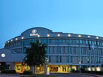 Hilton Austin Airport Hotel In Area United States Booking