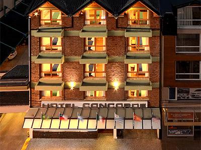 Hotel Concorde Bariloche