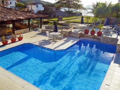 Coronado Beach Hotel In Buzios Brazil