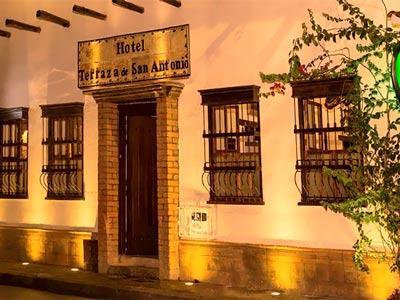 Hotel Terraza De San Antonio In Cali Colombia Cali Hotel