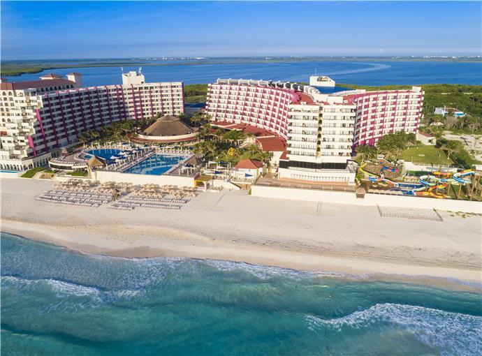 Crown Paradise Cancun >> Crown Paradise Club Cancun Hotel In Cancun Mexico Cancun