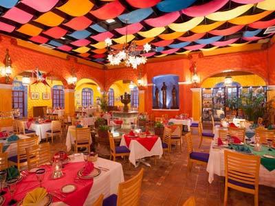 Hacienda El Mortero Restaurant Mexican Cuisine