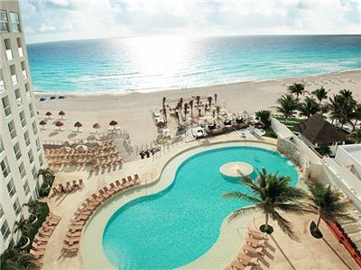 Royal Sunset Beach Resort In Cancun Mexico Cancun Hotel Booking
