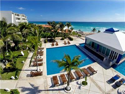 Solymar Beach Resort In Cancun Mexico