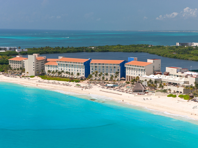 The Westin Resort and Spa Cancún