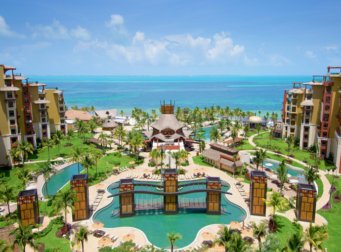 Villa del Palmar Cancún Luxury Beach Resort and Spa