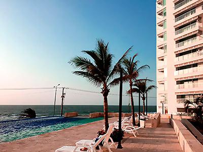 Edificio Terrazas De San Sebastian Hotel In Cartagena