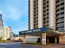 Crowne Plaza Hotel Chicago Metro