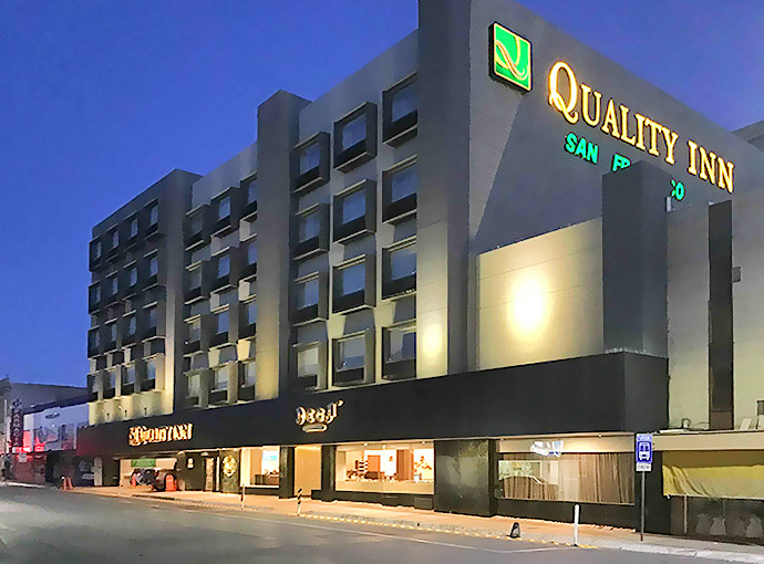 Quality Inn Chihuahua San Francisco Hotel In Mexico Booking