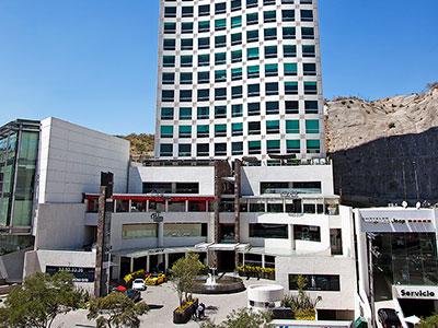 Presidente Intercontinental Santa Fe Hotel In Mexico City