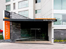 Ventura Hotel and Suites by Dominion Interlomas