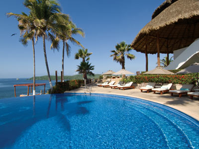 Punta Serena Hotel In Tenacatita Costalegre Mexico Booking