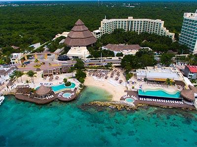 Grand Park Royal Cozumel Hotel In Cozumel Mexico Cozumel Hotel Booking