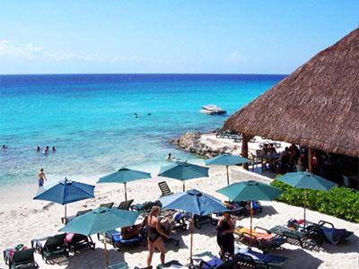 Cozumel Playa Azul Beach Club Golf Scuba Spa Hotel In Mexico Booking