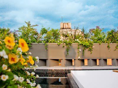 Flor De Mayo Hotel Restaurant In Cuernavaca Mexico Cuernavaca