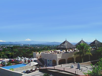 Portal La Vista Hotel Spa Y Terraza In Cuernavaca Mexico