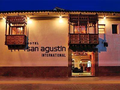 Hotel San Agustin Internacional In