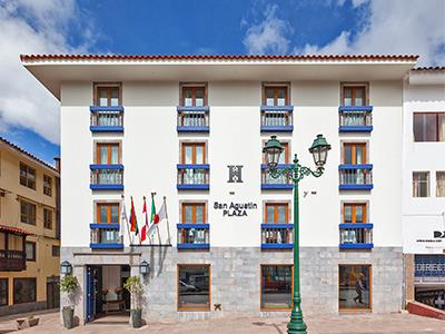 San Agustin Plaza Hotel In Cusco Peru