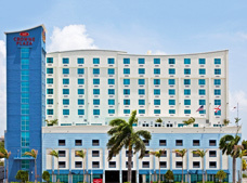 Crowne Plaza ft Lauderdale Airport/ Cruise Port