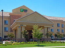 Holiday Inn Express Hotel and Suites Clovis Fresno Area