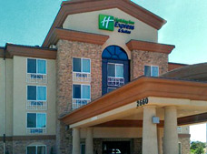 Holiday Inn Express Hotel and Suites Fresno South
