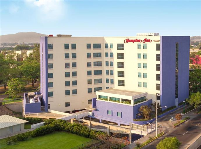 Hampton Inn by Hilton Guadalajara Expo