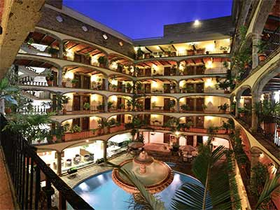 hotels in guadalajara mexico