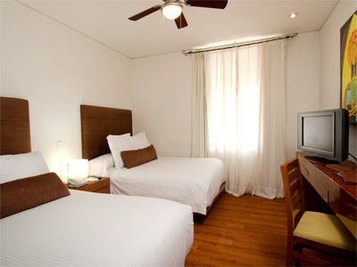 Hotel Suites Mexico Plaza Guanajuato In Booking