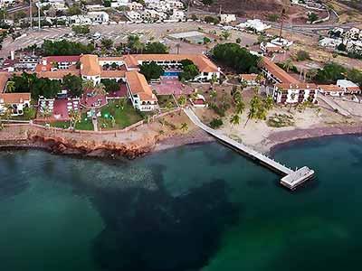 Playa De Cortes Hotel In Guaymas San Carlos Mexico Booking