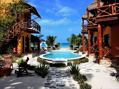 Holbox Dream Beachfront Hotel By Xperience Hotels In Mexico Booking