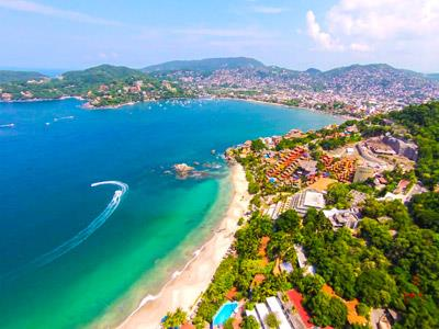 Catalina Beach Resort In Ixtapa