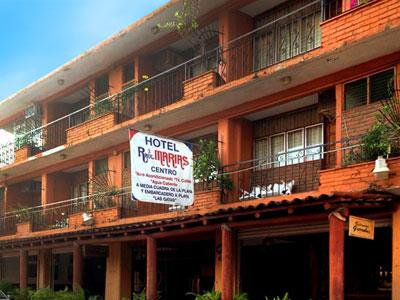 Hotel Raul 3 Marias Centro in Ixtapa & Zihuatanejo Mexico