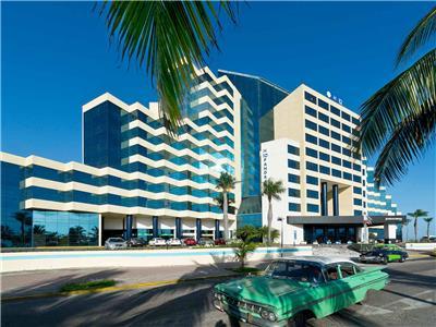 Mapa y Ubicación de Hotel H10 Habana Panorama, La Habana Cuba