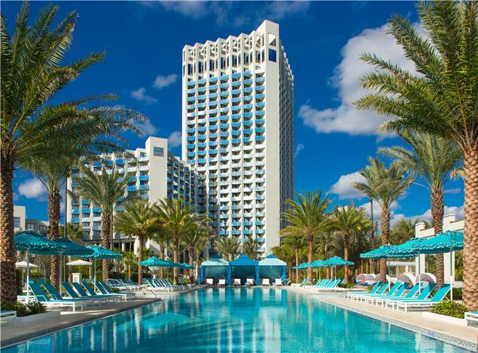 Hilton Orlando Buena Vista Palace Hotel