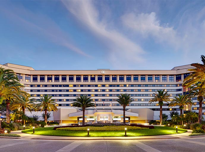 Hilton Orlando Lake
