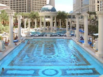 Caesars palace las vegas hotel in las vegas area united for Garden of gods pool oasis