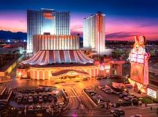 Map Location of Circus Circus Hotel Casino Theme Park Las
