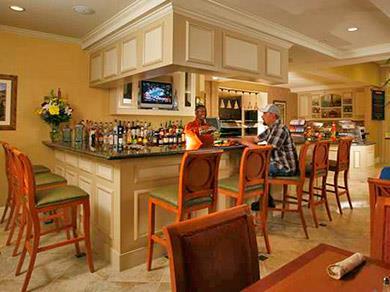 garden grille bar restaurant - Hilton Garden Inn Las Vegas