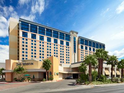 The Westin Las Vegas Hotel And Spa In Area United States Booking