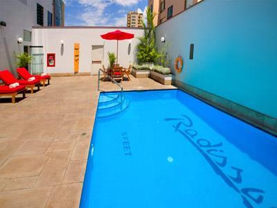 Radisson Hotel San Isidro in Lima Peru, Lima Hotel Booking