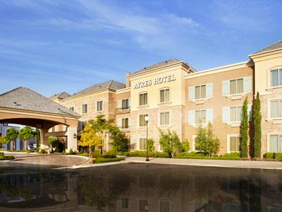 Ayres Hotel Chino Hills In Los Angeles Area United States Los