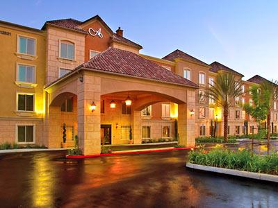 Ayres Hotel And Spa Moreno Valley In Los Angeles Area United States