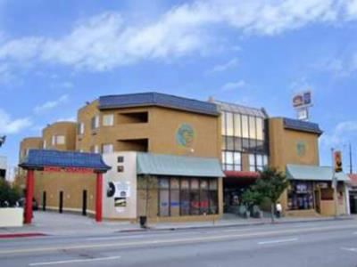 Best Western Plus Dragon Gate Inn Hotel in Los Angeles area