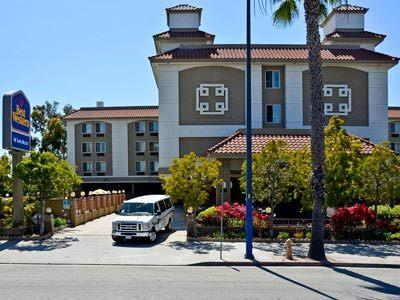Best Western Of Long Beach Hotel In Los Angeles Area United States Booking